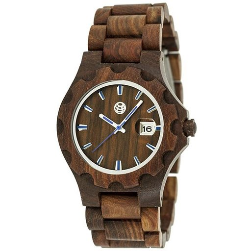 View a Larger Image of Earth Ew3303 Gila Watch, Red Wood