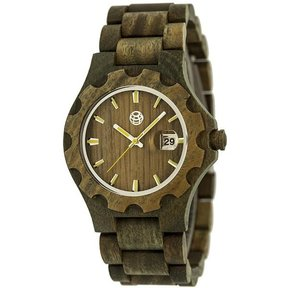 Earth Ew3304 Gila Watch, Olive