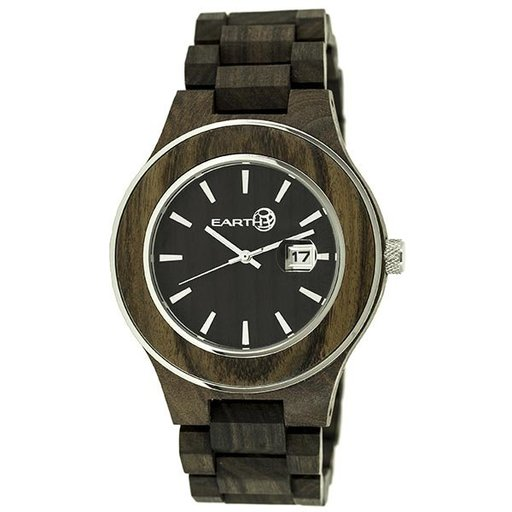 View a Larger Image of Earth Ew3402 Cherokee Watch, Dark Brown