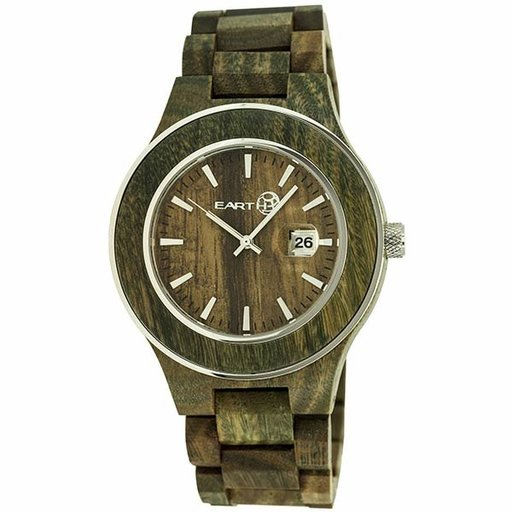 View a Larger Image of Earth Ew3404 Cherokee Watch, Olive