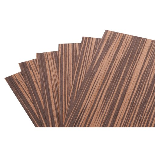 View a Larger Image of Ebony, Engineered Veneer 3 sq ft pack