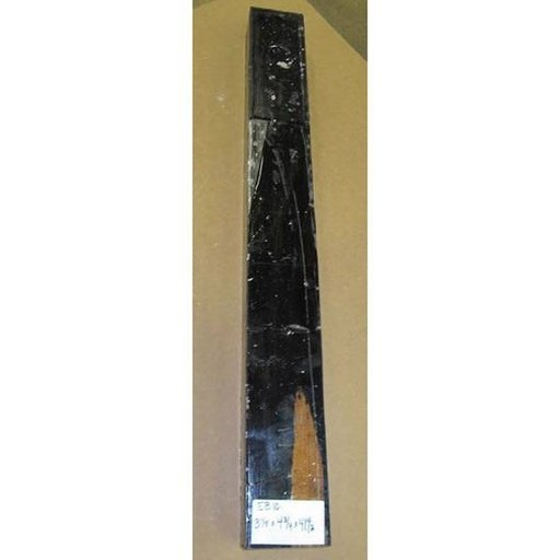 "View a Larger Image of Ebony, Gaboon 3.5"" x 4.75"" x 41.5"""