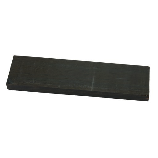 "View a Larger Image of Ebony, Gaboon Guitar Bridge 5/8"" x 1-3/4"" x 7"""