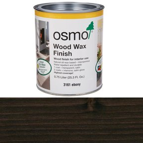 Wood Wax Ebony 3161 .75 l