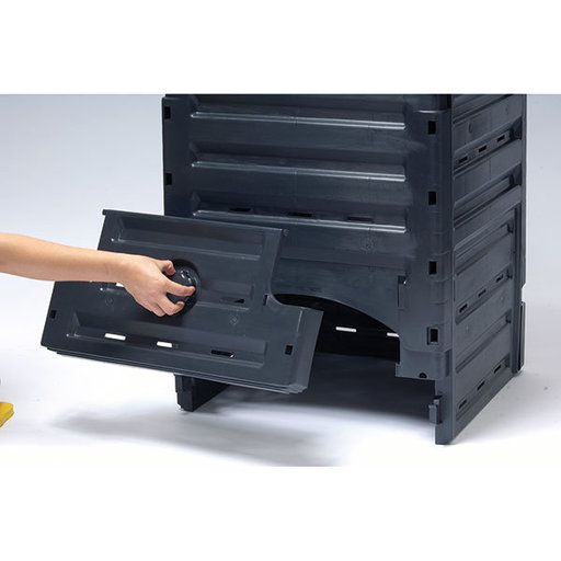 View a Larger Image of ECO-Master Composter, 120 gallon