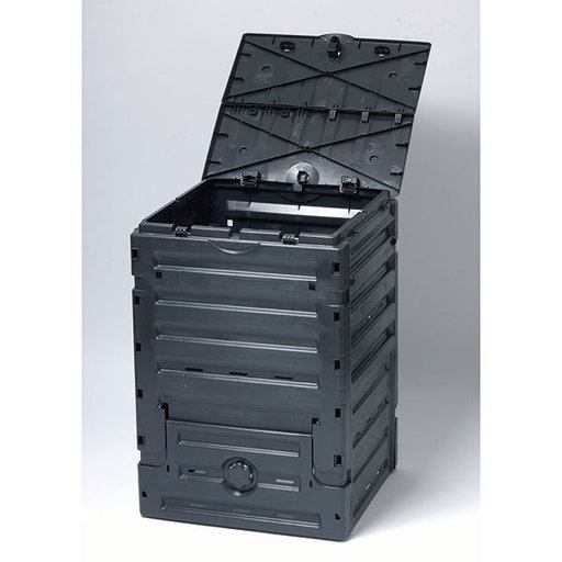 View a Larger Image of ECO-Master Composter, 80 gallon