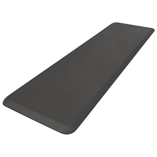 """View a Larger Image of Eco-Pro Commercial Mat, Black, 20"""" x 72"""""""