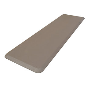 "Eco-Pro Commercial Mat, Taupe, 20"" x 72"""