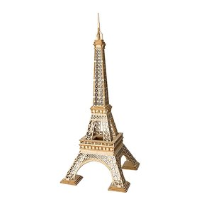 Eiffel Tower 3D Puzzle Kit