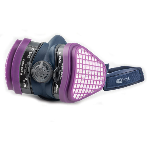 View a Larger Image of Elipse Respirator OV/P100 M/L