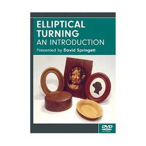Elliptical Turning: an Introduction - DVD