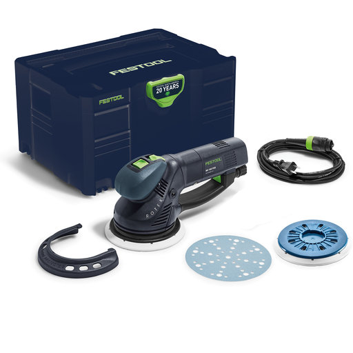 View a Larger Image of Emerald Edition RO 150 FEQ-Plus Rotex Dual Mode Sander