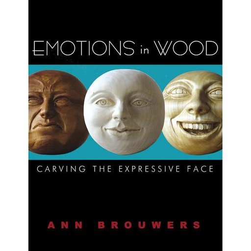 View a Larger Image of Emotions in Wood: Carving the Expressive Face