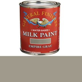 Empire Gray Milk Paint Water Based Pint
