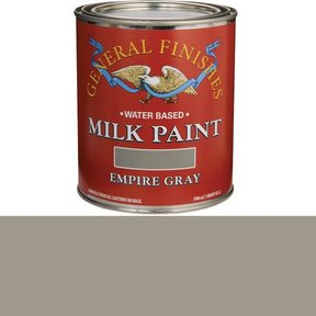 Empire Gray Milk Paint Quart