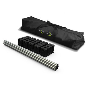 Erecta-Rack Kit 5 Level with Custom Carry Bag