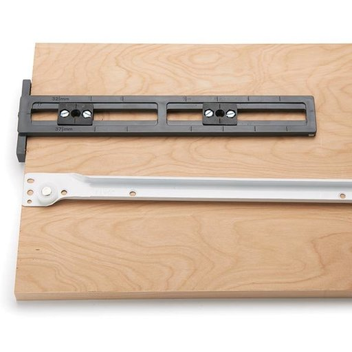 View a Larger Image of Euro EASY-GUIDE Drawer Guide Jig