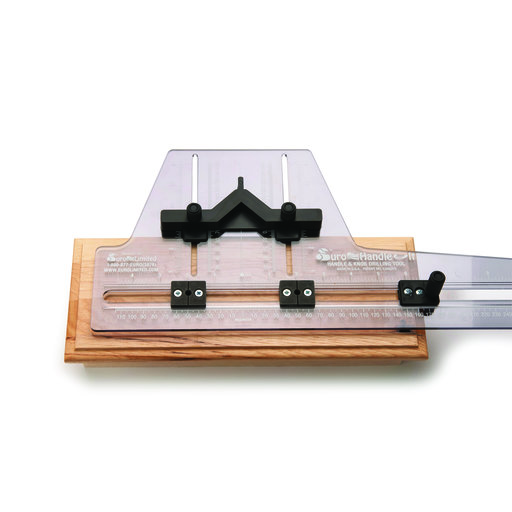 View a Larger Image of Euro HANDLE-IT Handle and Knob Drilling Jig