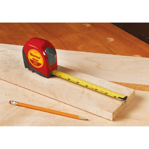 """View a Larger Image of Exact 1"""" x 25' Pocket Tape Measure"""