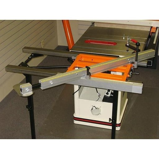 "View a Larger Image of 36"" Crosscut Sliding Table, Model EX26"