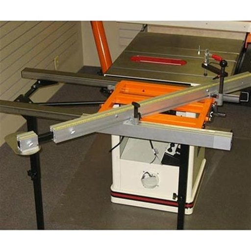 "View a Larger Image of 62"" Crosscut Sliding Table, Model EX60"