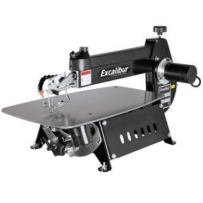 "Excalibur 21"" Scroll Saw"