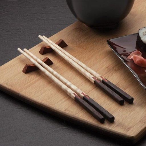 View a Larger Image of Exotic Chopsticks - Downloadable Plan
