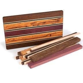 Exotic Cutting Board Kit Small