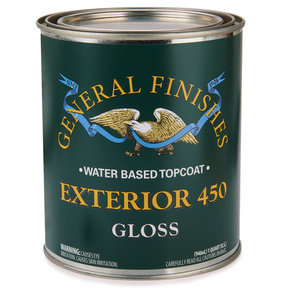 Exterior 450 Varnish Gloss Quart