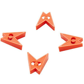 Extra Corners for Self-Squaring Frame Clamp