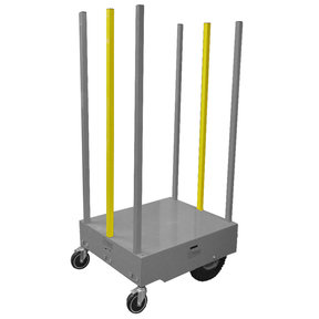 Extra Posts for Saw Trax Dolly Max, 2 pieces