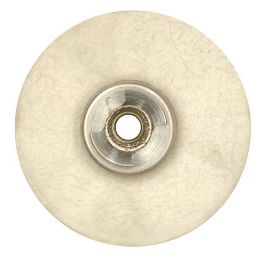 View a Larger Image of EZ Lock Cloth Polishing Wheel,