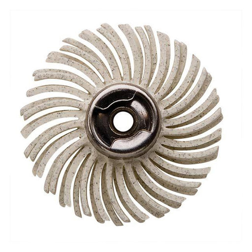View a Larger Image of EZ Lock Detail Abrasive Brush,  120 Grit