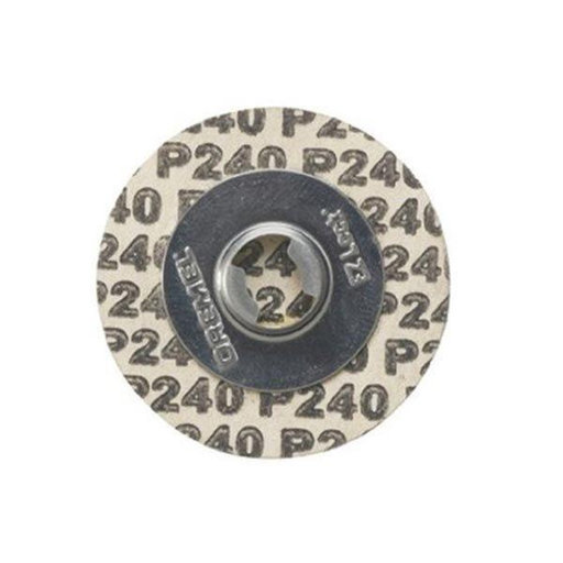 View a Larger Image of EZ Lock Sanding Disc, 240 Grit, 5pk