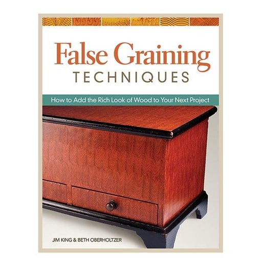 View a Larger Image of False Graining Techniques