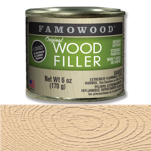 View a Larger Image of Filler, Birch, 6-oz