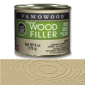 Filler, Oak, 6-oz