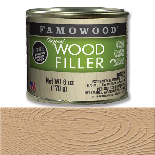 View a Larger Image of Filler, Pine, 6-oz