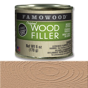 Filler, Red Oak, 6-oz