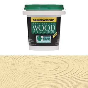 Filler, Water Base, White Pine