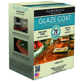 Glaze Coat Kit, Gallon