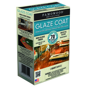 Glaze Coat Kit, Quart