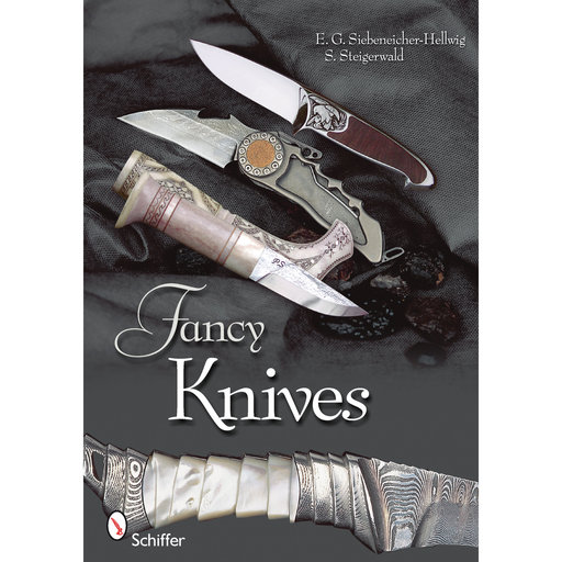 View a Larger Image of Fancy Knives Book