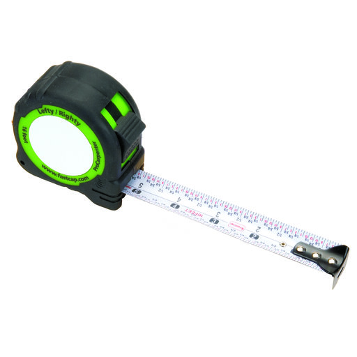 View a Larger Image of Lefty/Righty 16' Tape Measure