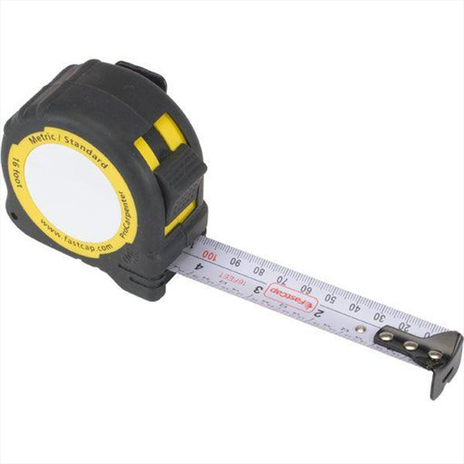 View a Larger Image of Metric/Standard 16' Tape Measure