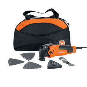 MultiMaster Start Q, Starlock Head, FMM 350 QSL Oscillating Multi-Tool Kit