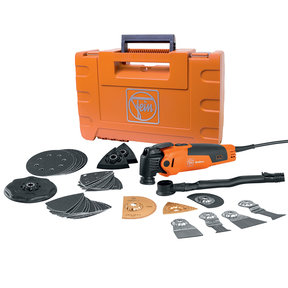MultiMaster Top, Starlock Head, FMM350 QSL, Oscillating Multi-Tool Kit