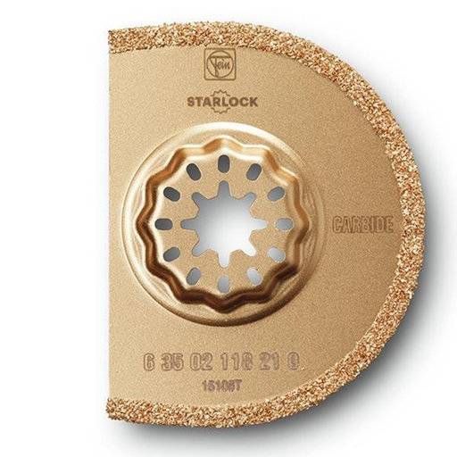 View a Larger Image of STARLOCK Carbide Segmented Saw Blade