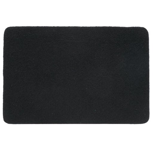 "View a Larger Image of Felt Sheets, Self-Adhesive, Black 12""x24"""