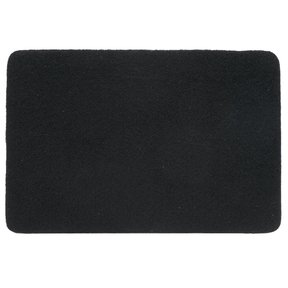 "Felt 12"" x 24"" Self-adhesive Black Sheet"